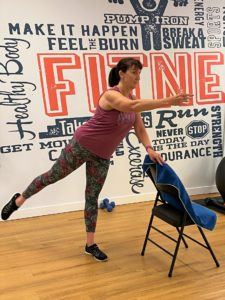Barre and Core
